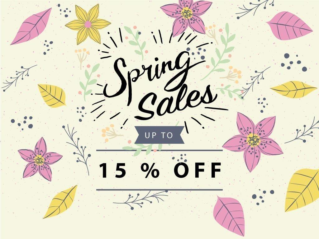 Hotel Deal: Spring Sales
