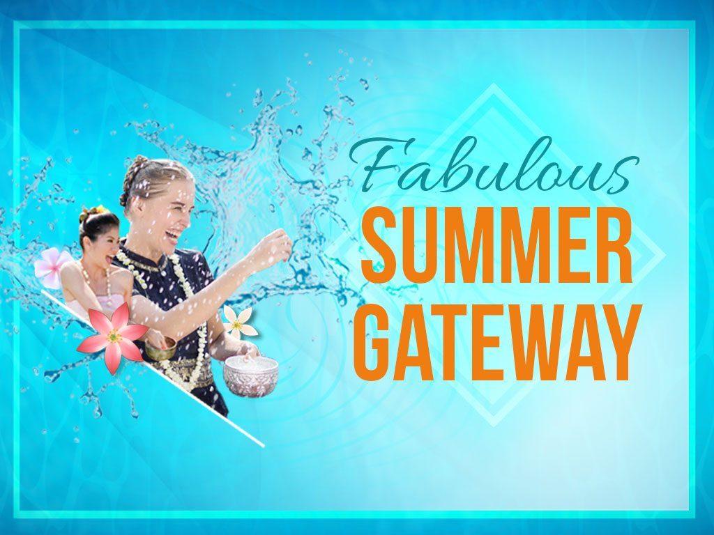 Hotel Deal: Fabulous Summer Getaway