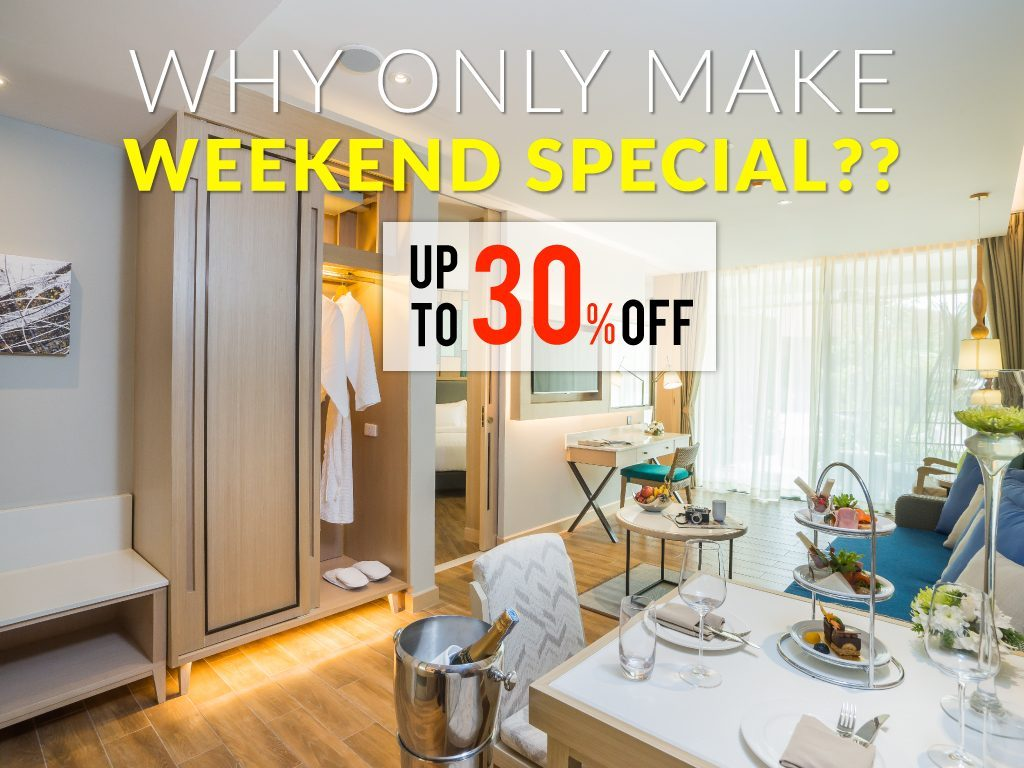 Hotel Deal: Weekday Flash Sale
