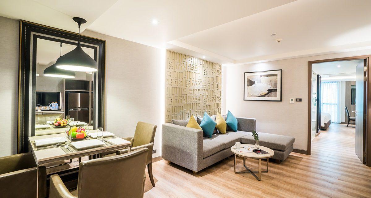Bangkok, Thailand Hotel: Citrus Suites Sukhumvit