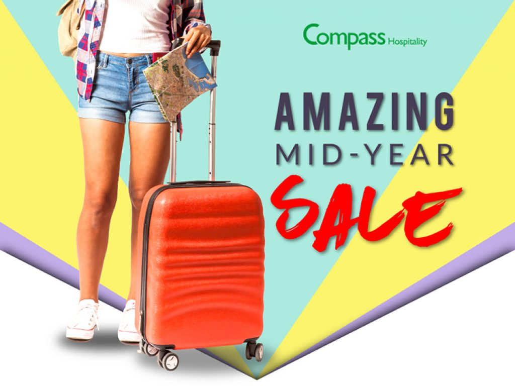 Hotel Deal: Amazing Mid-Year Sale