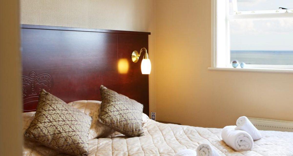 스카 버러, 영국 Hotel: 크라운 스파 호텔 (CROWN SPA HOTEL)