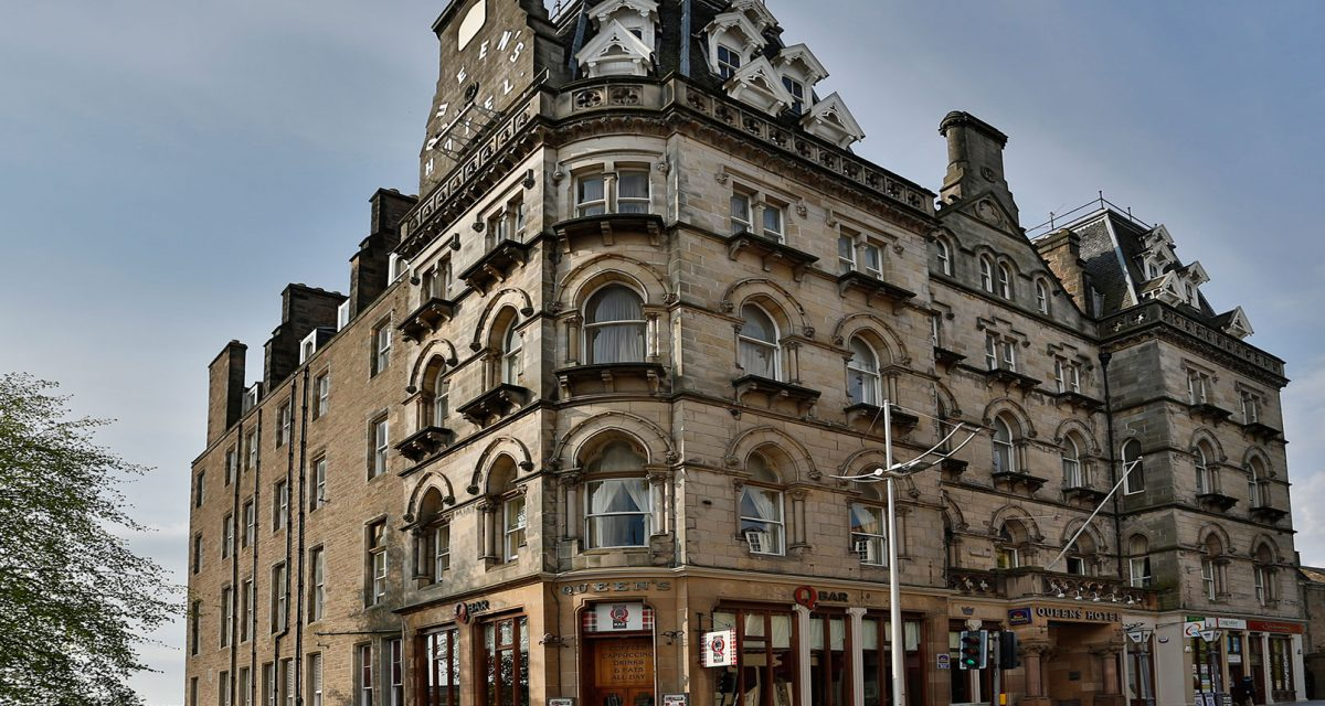 邓迪, 英国 Hotel: 康帕斯西方女王酒店 (The Best Western Queen's Hotel, Dundee)