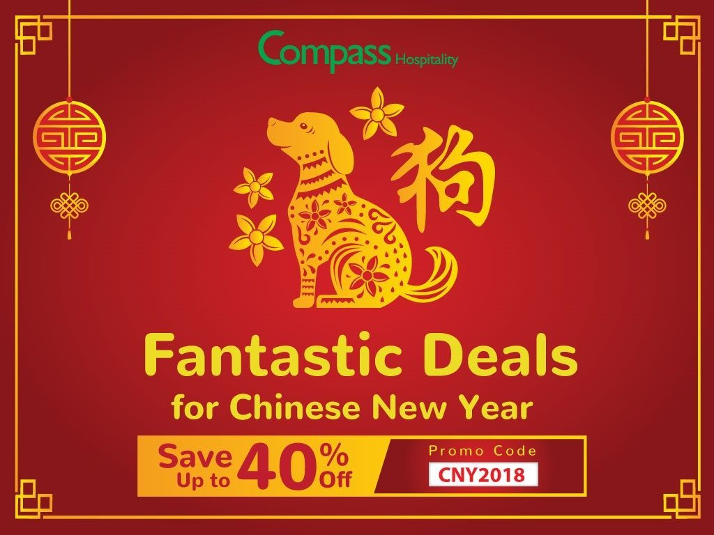 Hotel Deal: Chinese New Year Promotion