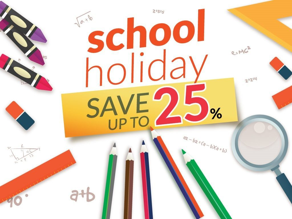 Hotel Deal: School Holiday