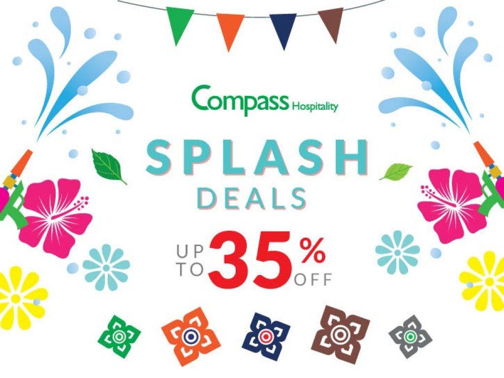 Hotel Deal: Splash Deals