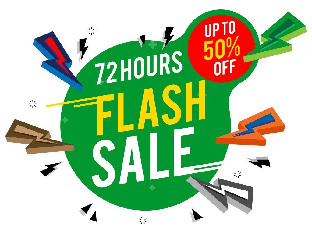 Hotel Deal: 72 Hours Flash Sale
