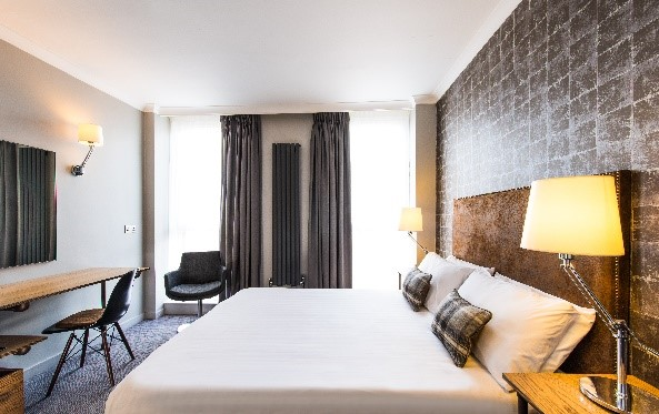 , Compass Hospitality to Manage GoGlasgow Urban Hotel in Scotland, Compass Hospitality