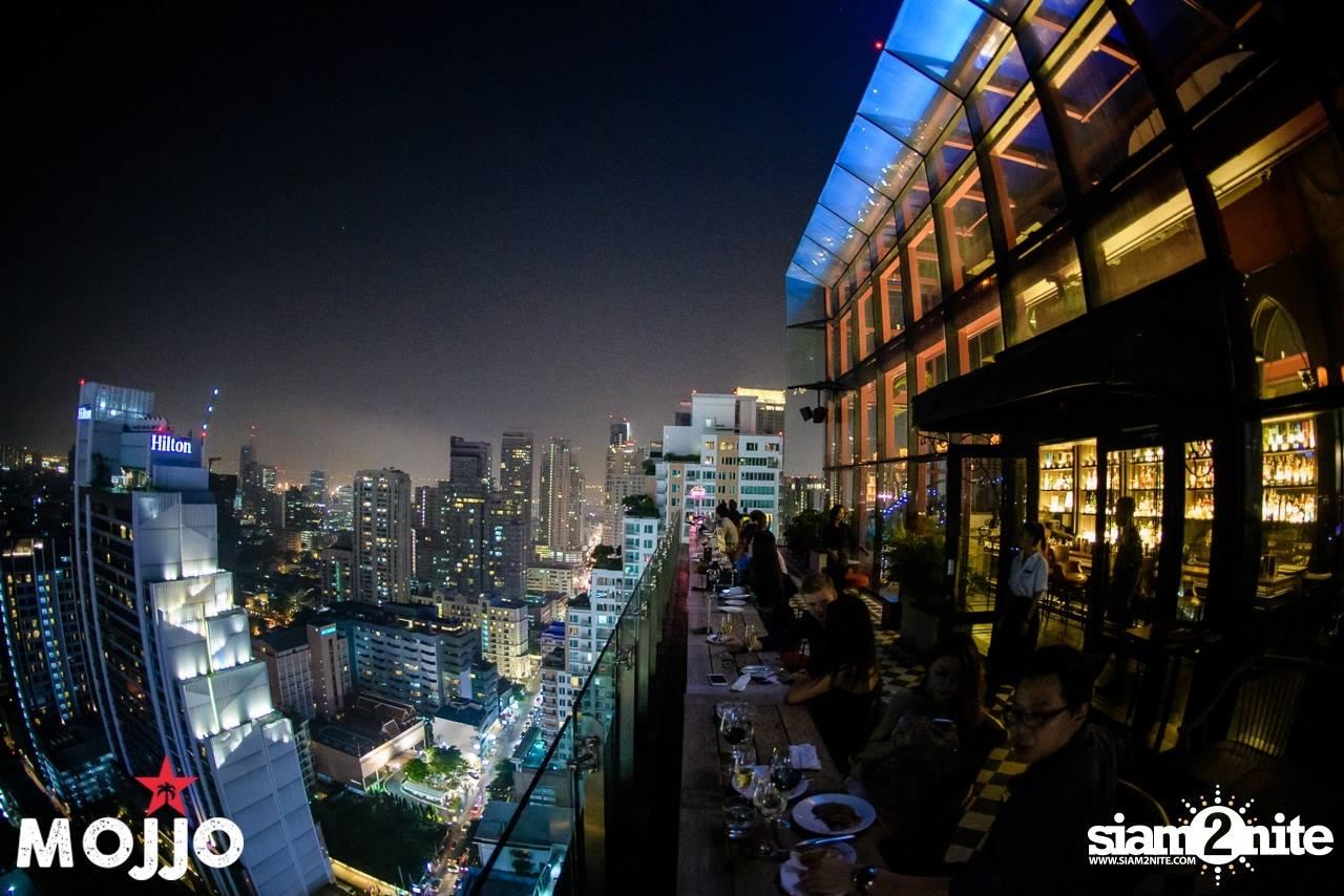 Bangkok, Thailand Hotel: Mojjo Bar by Compass Dining