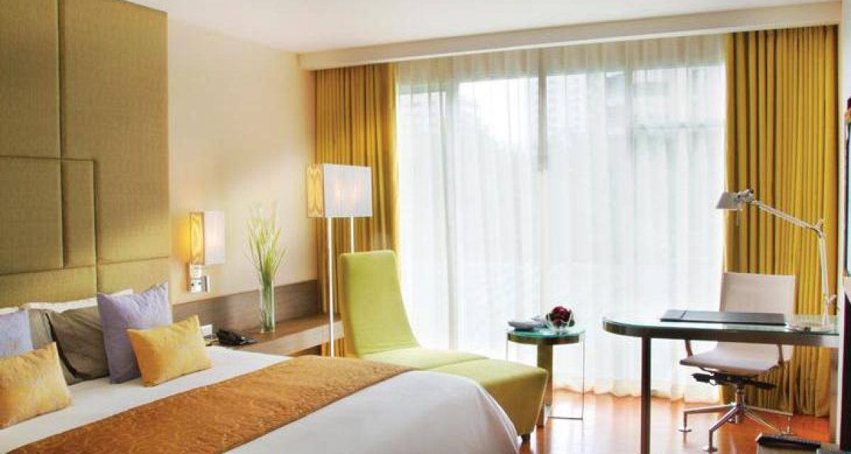 VSF Center Trendy Office, Thailand Hotel: Citichic Hotel Sukhumvit by Compass Hospitality