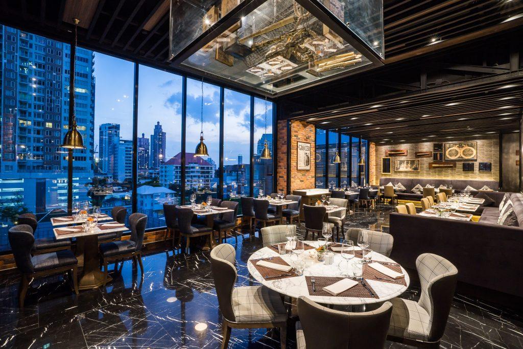 Bangkok, Tailandia Hotel: PRIME & PRIME+ Restaurant by Compass Dining