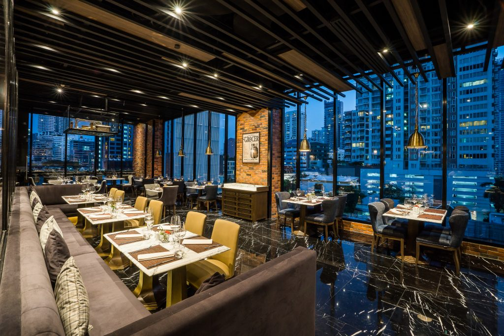 Bangkok Hotel: PRIME & PRIME+ Restaurant by Compass Dining