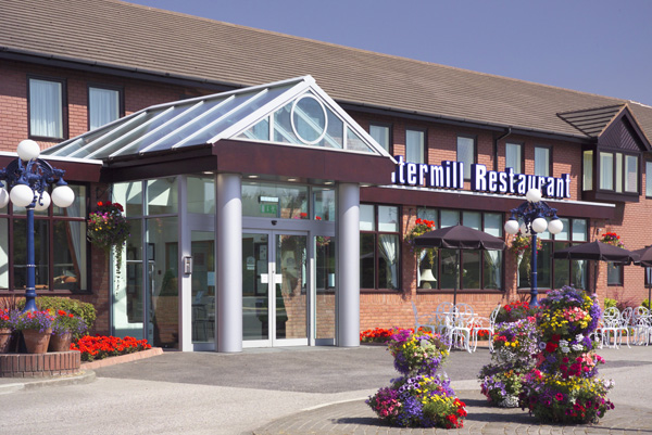 Exterior  - BEST WESTERN PLUS Milford Hotel had entered CHS Awards 2018