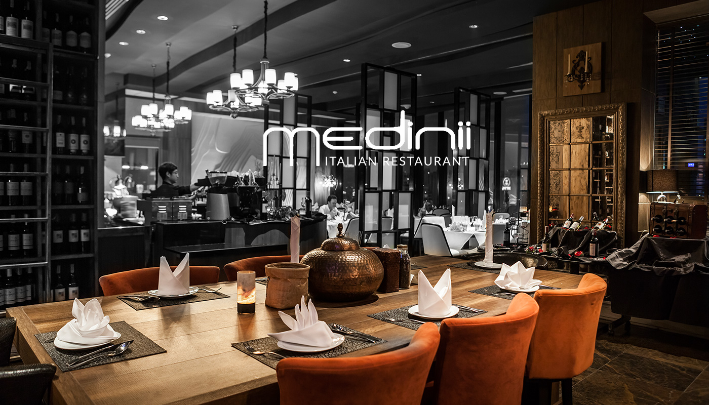 Medinii Restaurant By Compass Dining, 曼谷, 泰国