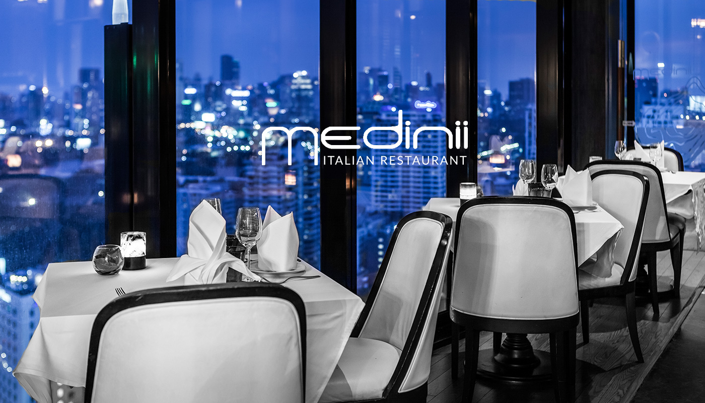 Bangkok Hotel: Medinii Restaurant By Compass Dining