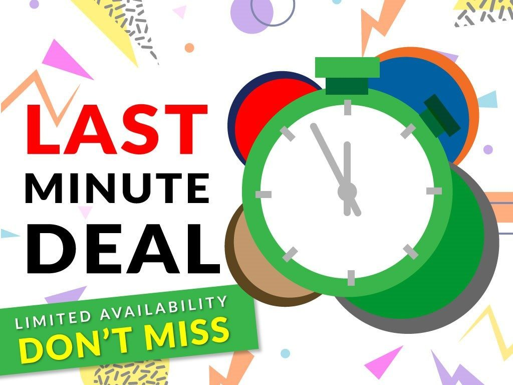 Hotel Deal: Last Minute Deals