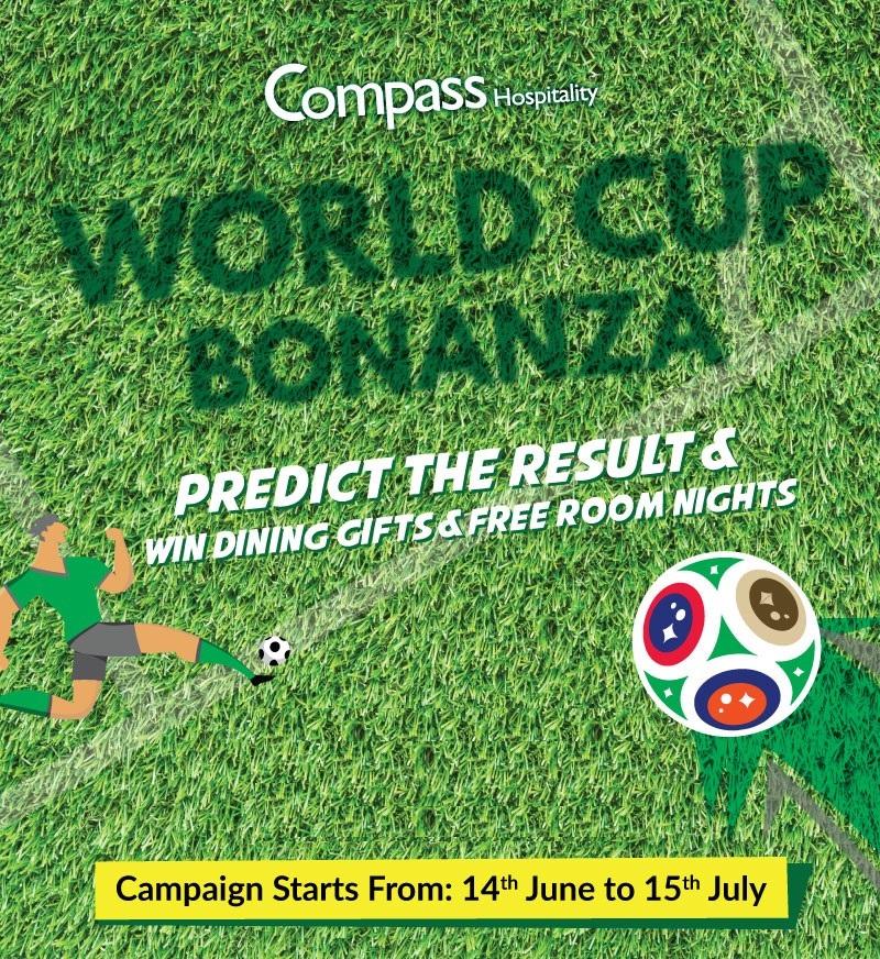 Compass World Cup Bonanza 1 - Compass World Cup Bonanza