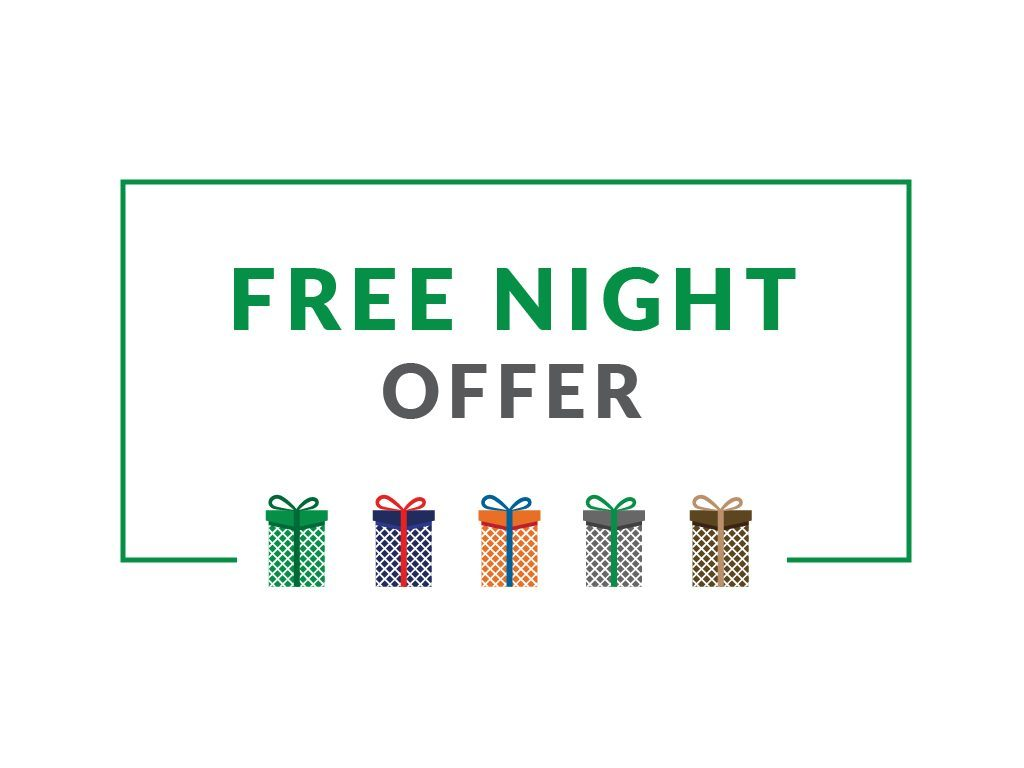 Hotel Deal: Free Night Offer