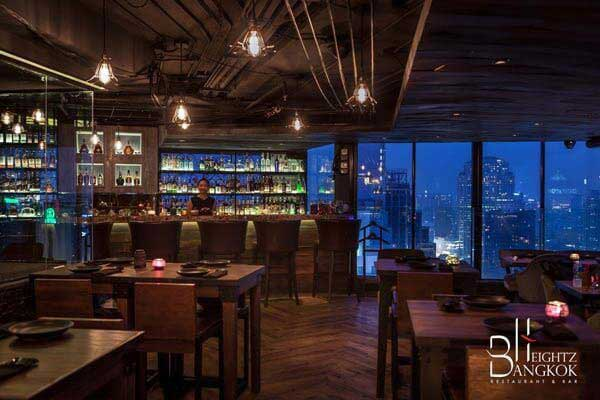 Bangkok, Thailand Hotel: BANGKOK HEIGHTZ ROOFTOP