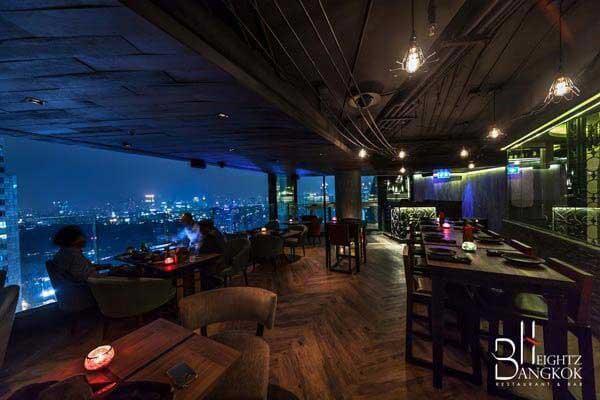 BANGKOK HEIGHTZ ROOFTOP, Bangkok, Thailand