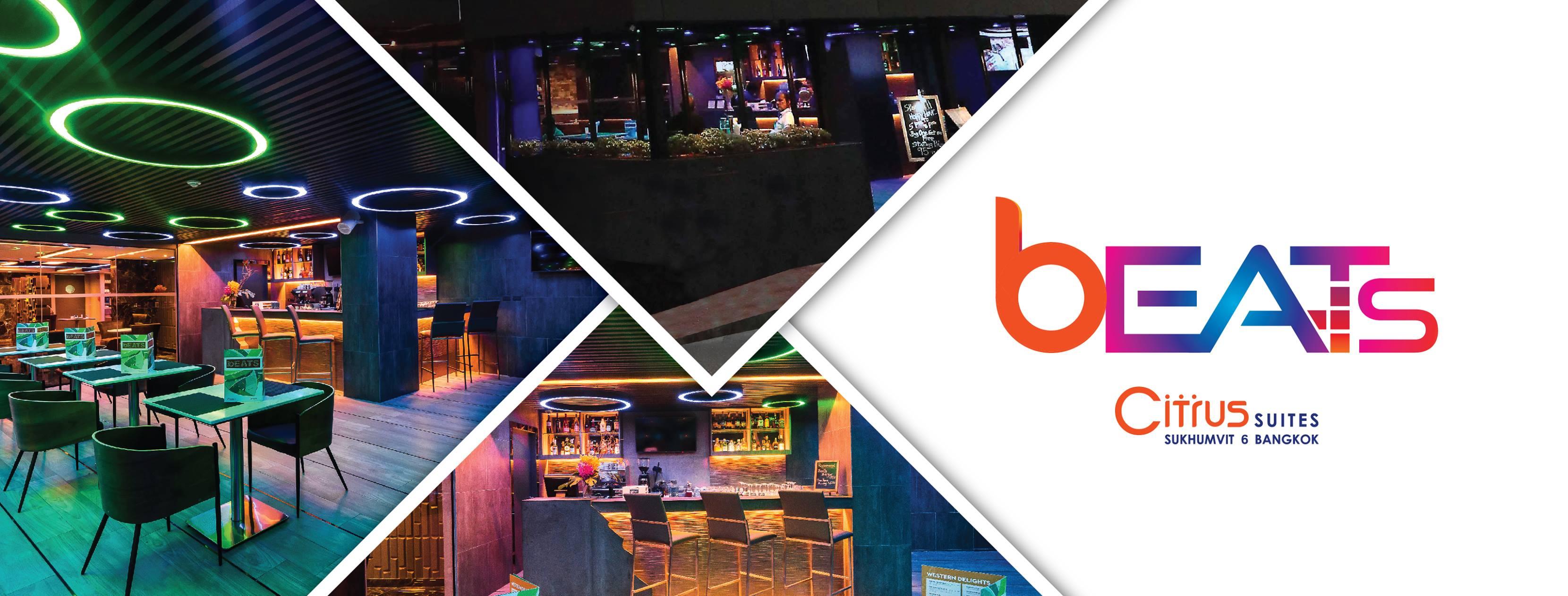 Bangkok, Thailand Hotel: BEATS Restaurant and Bar by Compass Dining