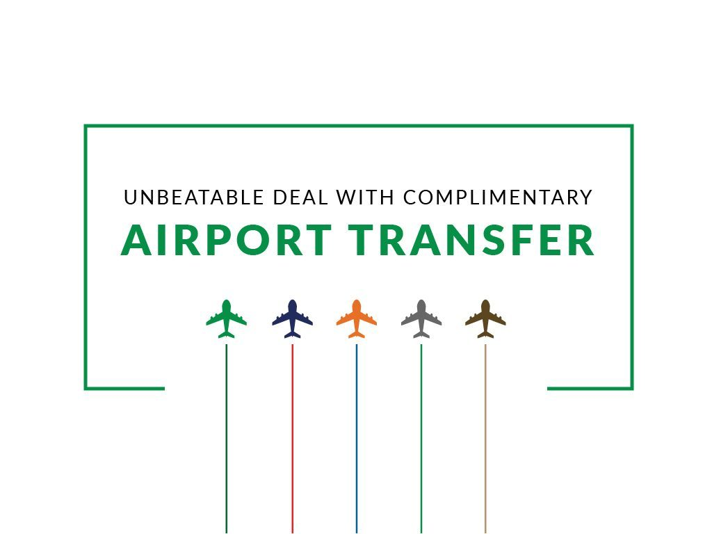 Hotel Deal: Free Airport Transfer