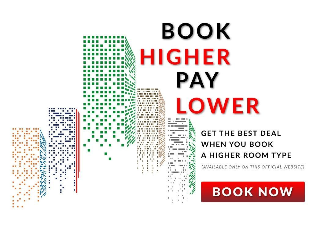 Hotel Deal: Book Higher Pay Lower