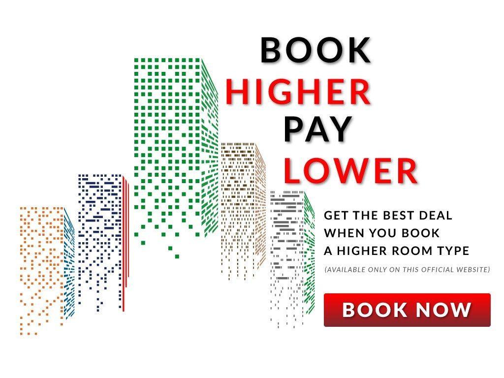 Hotel Deal: 高级房酒店促销