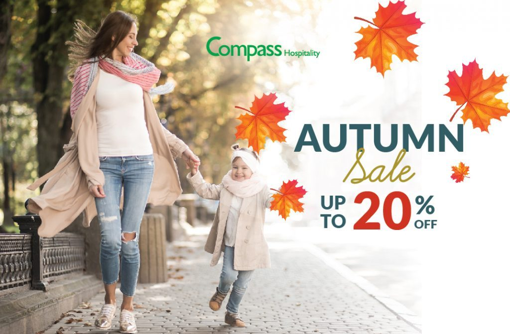 Hotel Deal: Autumn Sale (UK Hotels)