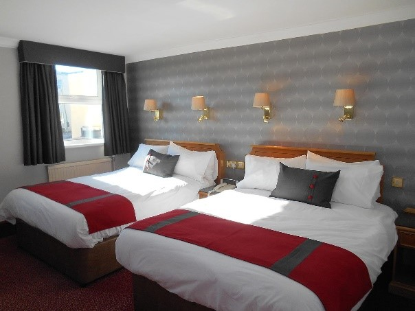 Ivy Bush Room - Compass Hospitality & Seacare Hospitality Partner to Expand Portfolio in Wales & Scotland