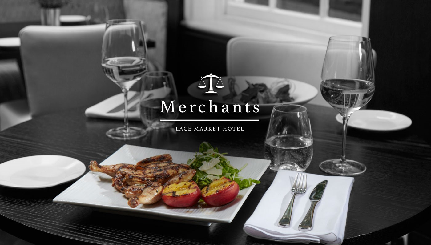 Nottingham, ROYAUME-UNI Hotel: Merchants Restaurant by Compass Dining