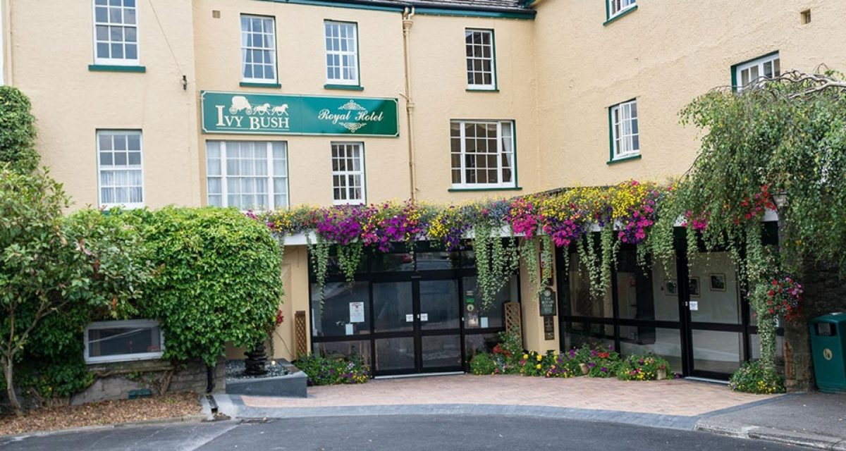 carmarthen Hotel: Ivy Bush Royal Hotel by Compass Hospitality