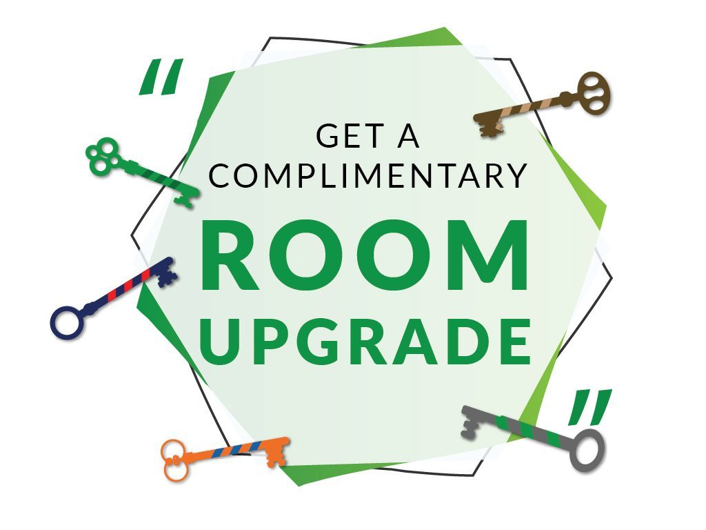 Hotel Deal: Free Room Upgrade