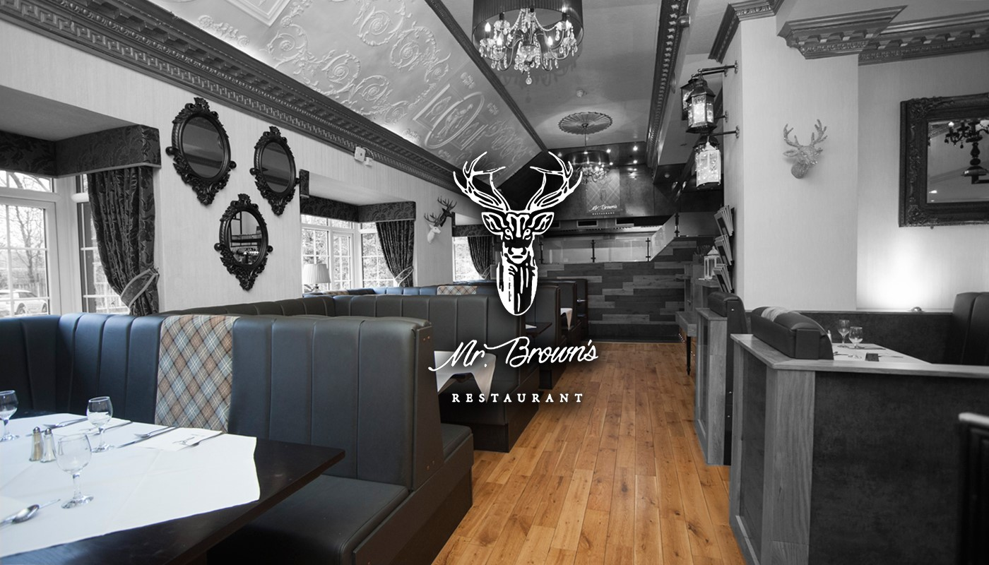 MR. BROWN'S RESTAURANT by Compass Dinning, Manchester, United Kingdom