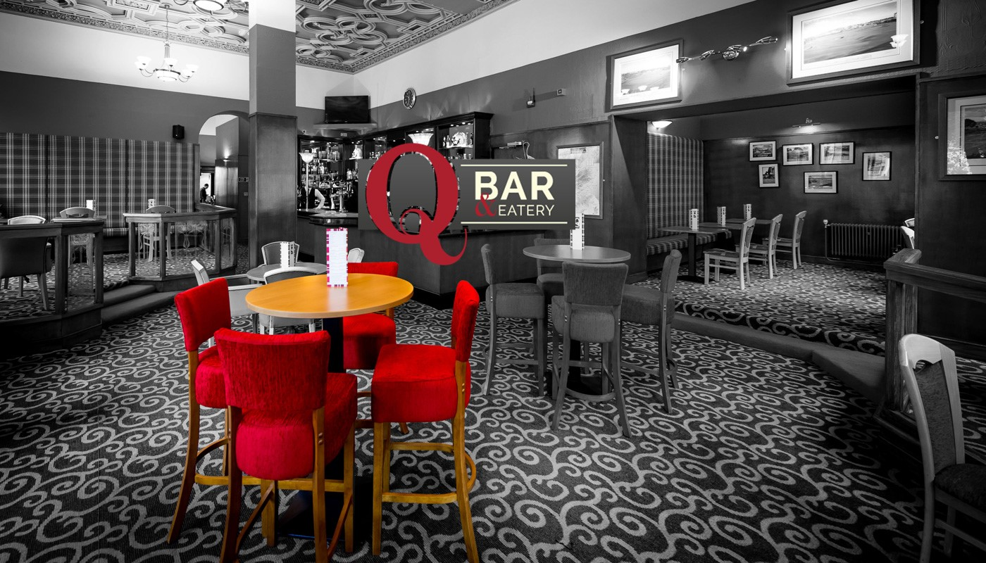 dundee, Reino Unido Hotel: Q-Bar & Eatery by Compass Dining