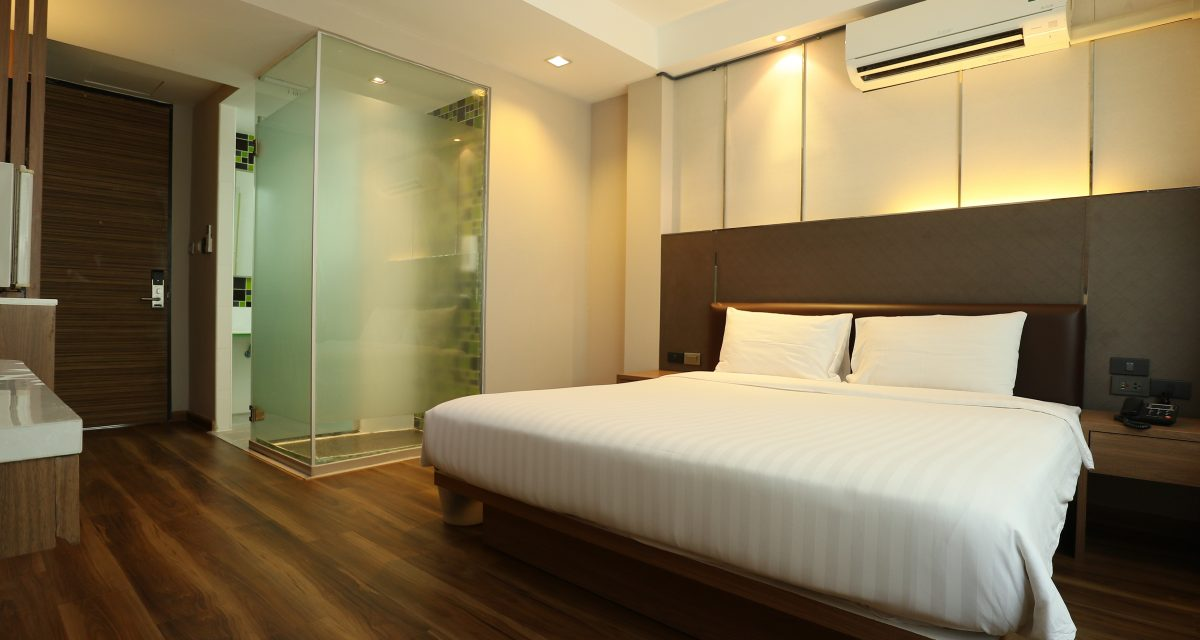 VSF Center Trendy Office Hotel: Citin Sukhumvit 11 Hotel by Compass Hospitality