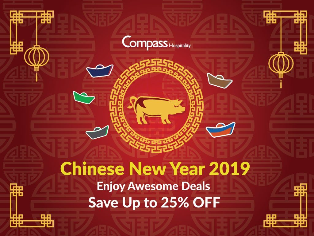 Hotel Deal: Chinese New Year Deals