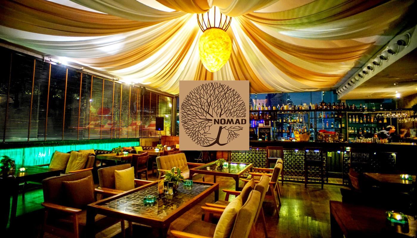 Bangkok, THAÏLANDE Hotel: NOMAD Restaurant by Galleria10 Hotel Bangkok
