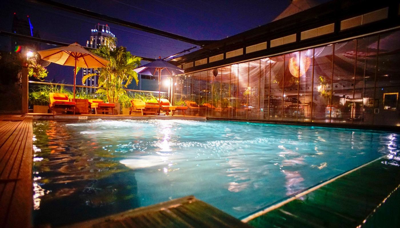 NOMAD Restaurant by Galleria10 Hotel Bangkok, Bangkok, THAÏLANDE