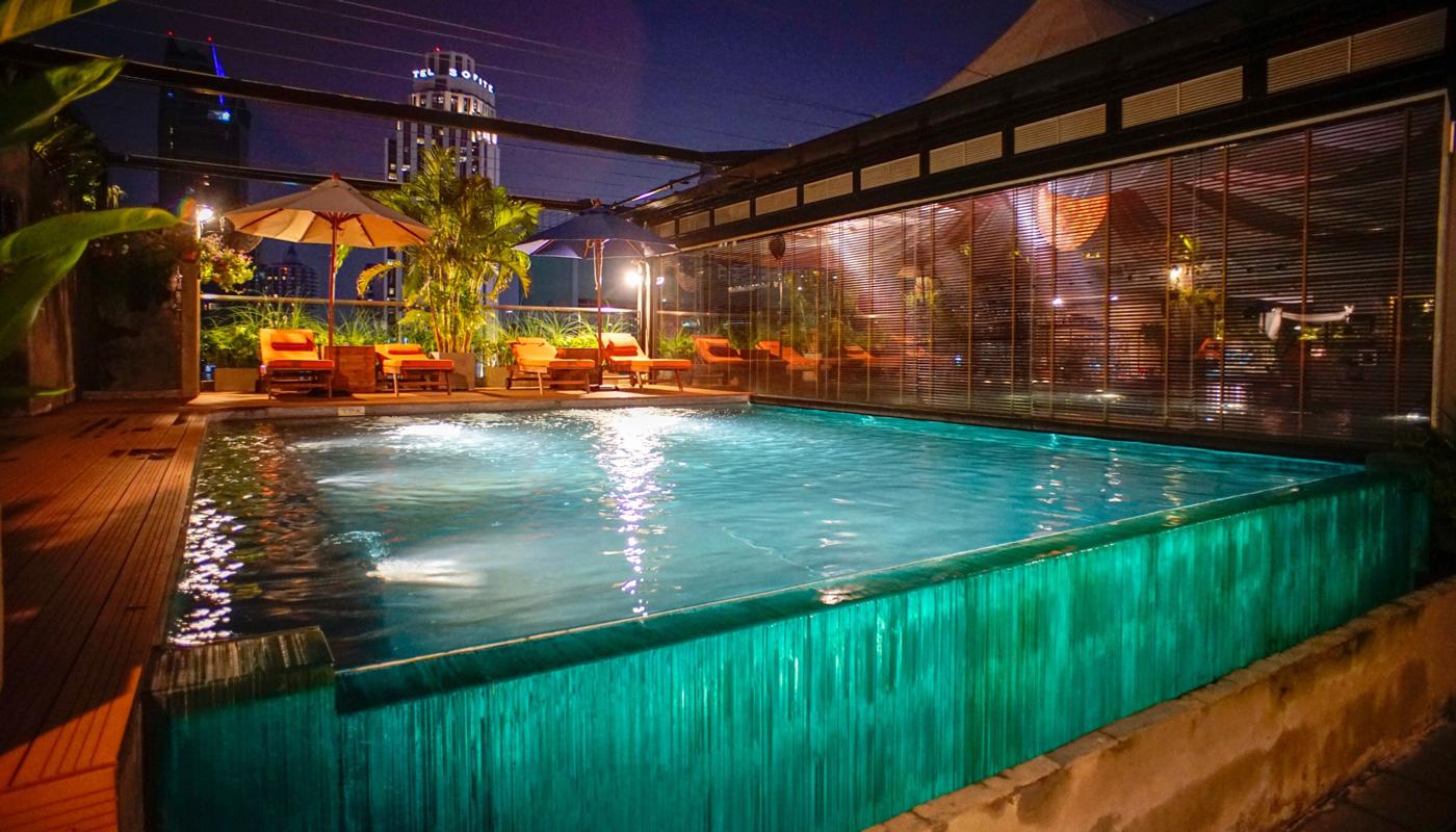 Bangkok, THAÏLANDE Hotel