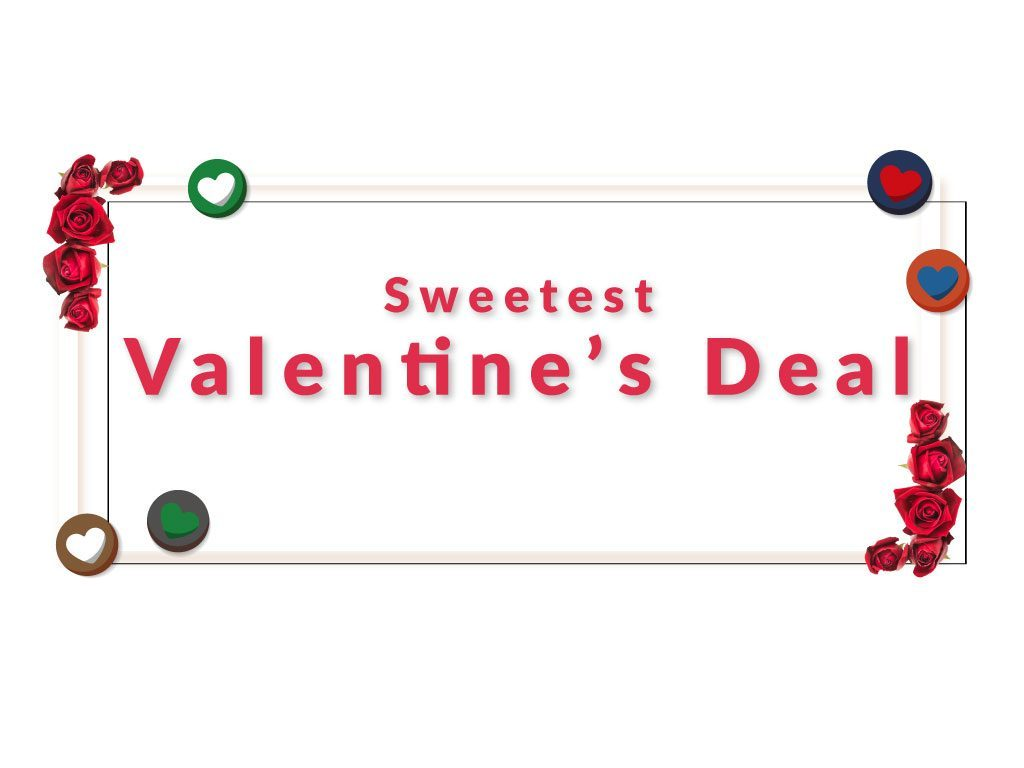 Hotel Deal: Sweetest Valentine's Special