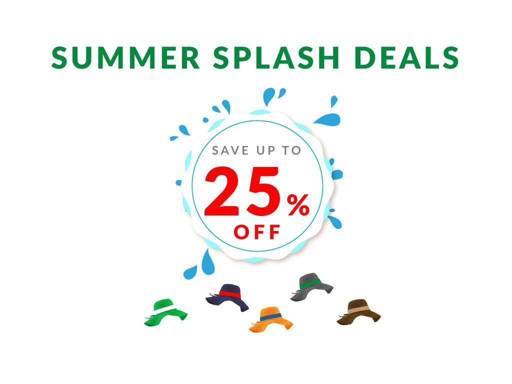 Hotel Deal: Summer Splash Deals