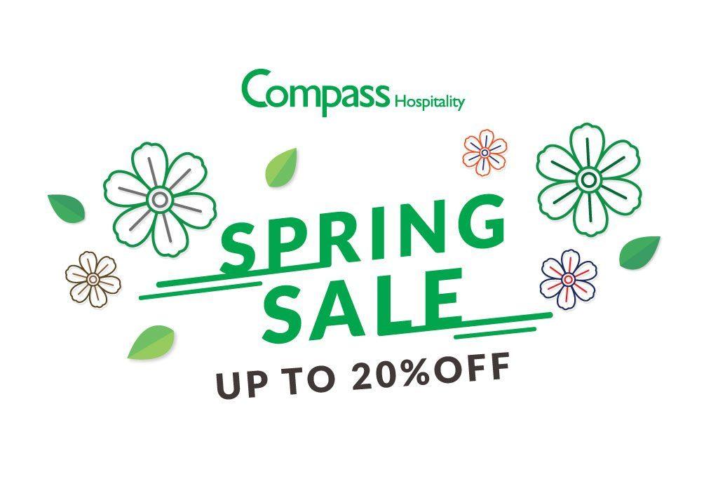 Hotel Deal: Spring Sale