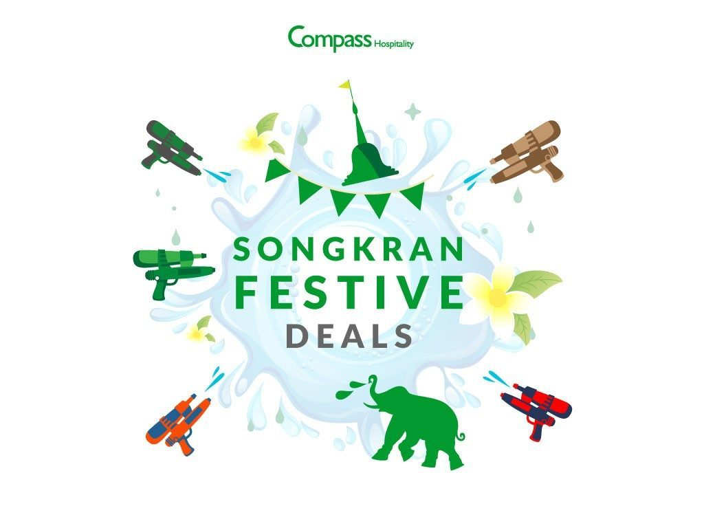 Hotel Deal: Songkran Festive Deals