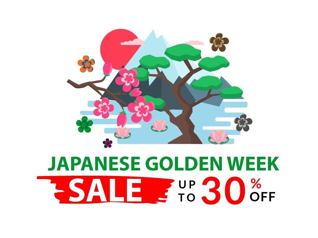 Hotel Deal: Japanese Golden Week Sale