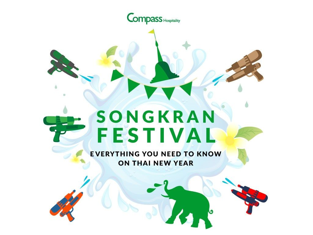 5223b8dde Songkran Festival – Everything you need to know on Thai New Year