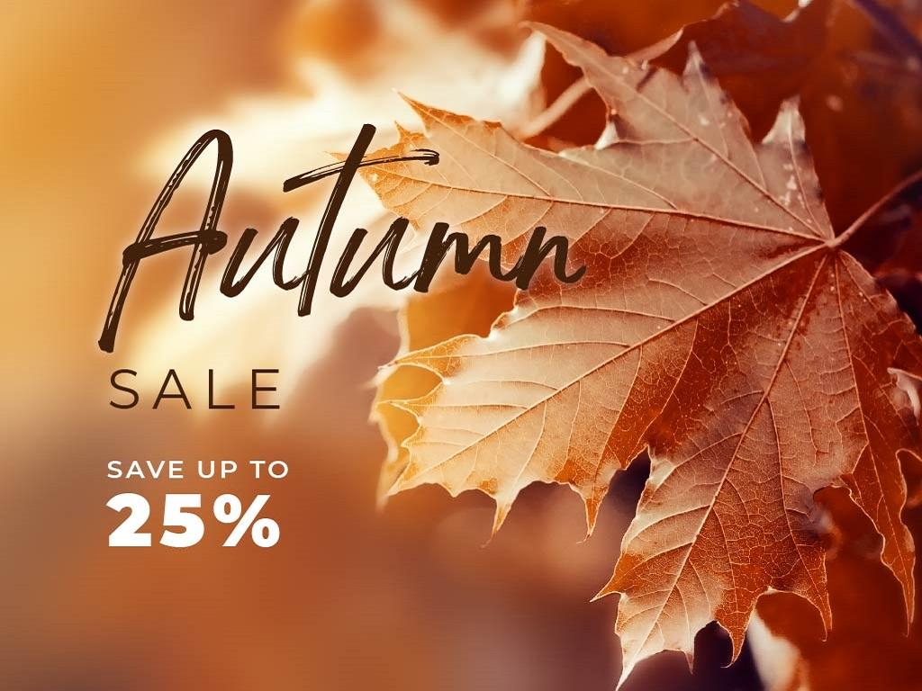 Hotel Deal: Autumn Sale (UK hotels)