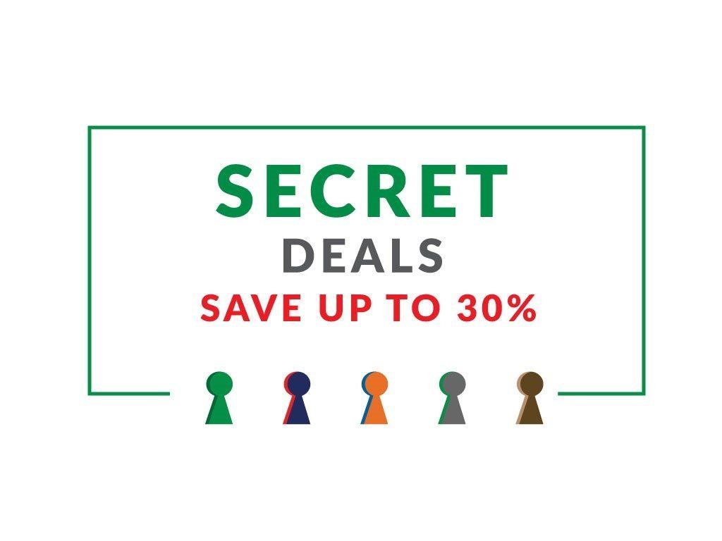Hotel Deal: Secret Deals