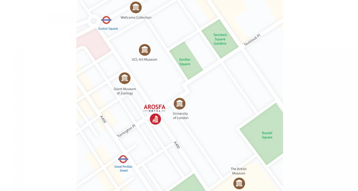 London, United Kingdom Hotel: Arosfa Hotel London by Compass Hospitality