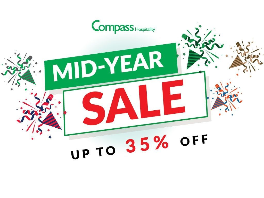 Hotel Deal: MID-YEAR SALE